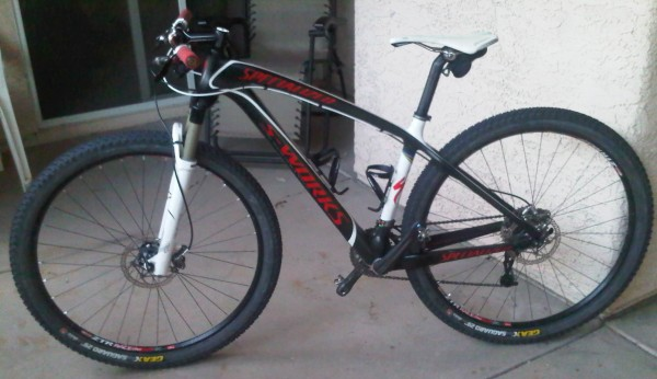 2010 Specialized S-Works 29er HT