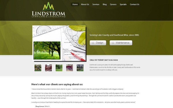 Lindstrom Lawn Care