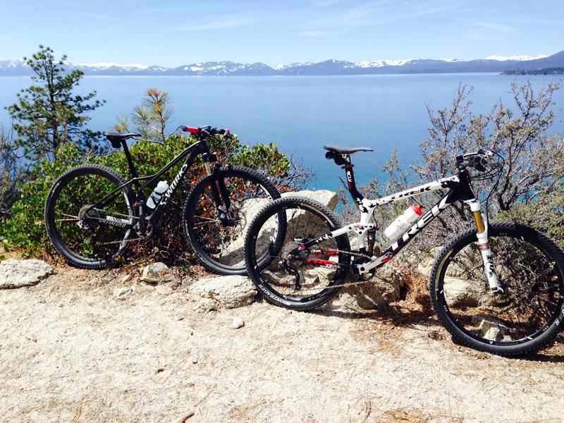 Mountain Bikes Tahoe