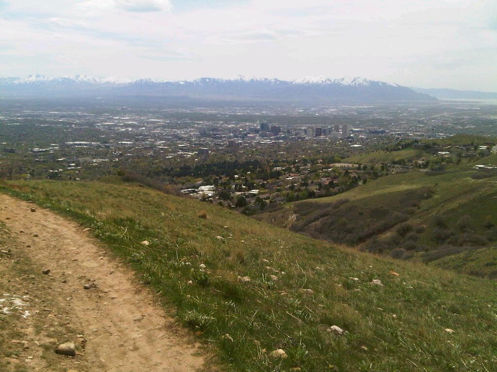 Salt Lake City Trails