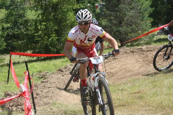 Tim Racette - Mtb Nationals Short Track