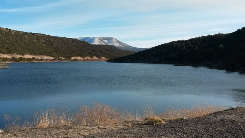 Escudilla Mountain