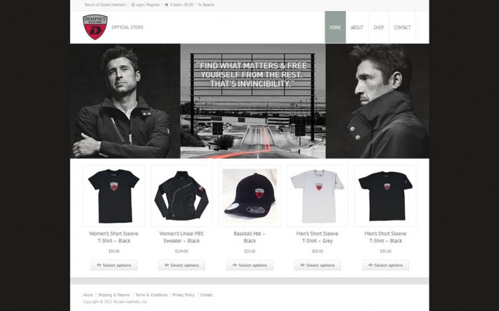 Dempsey Racing Official Store