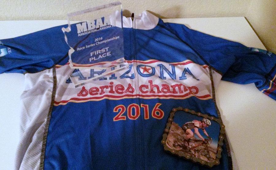Arizona Series Champ 2016