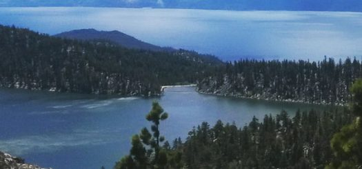 Marlette Lake to Lake Tahoe