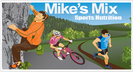 Mike's Mix Sports Nutrition