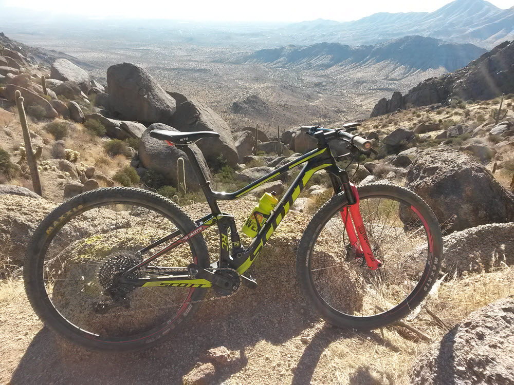 Desert Riding at it's Finest