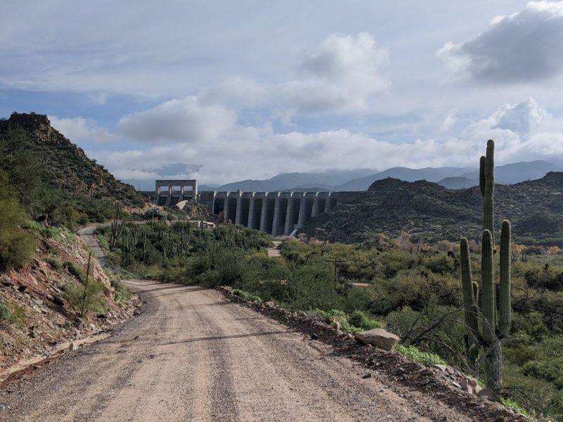 Bartlett Dam