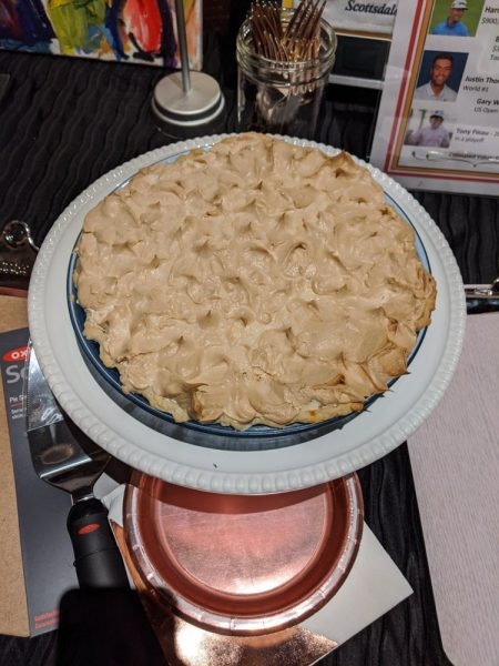 Food Bank Pie