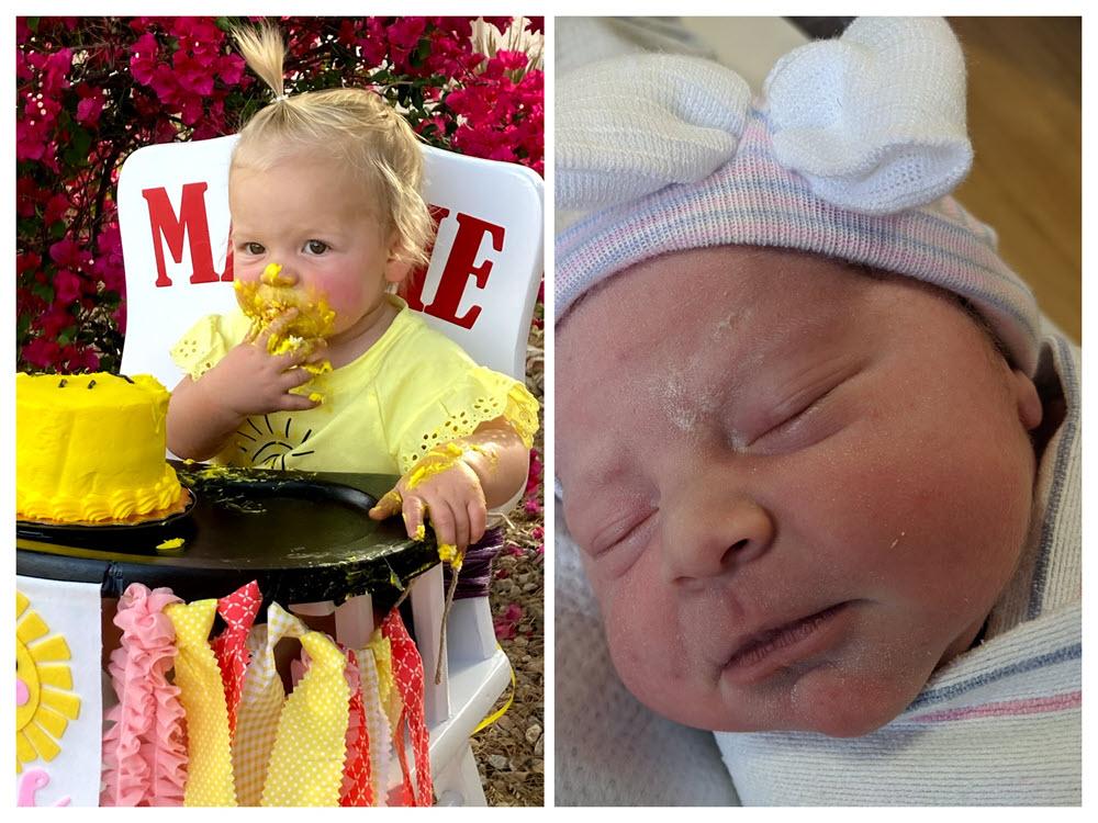 Mattie turns 1
