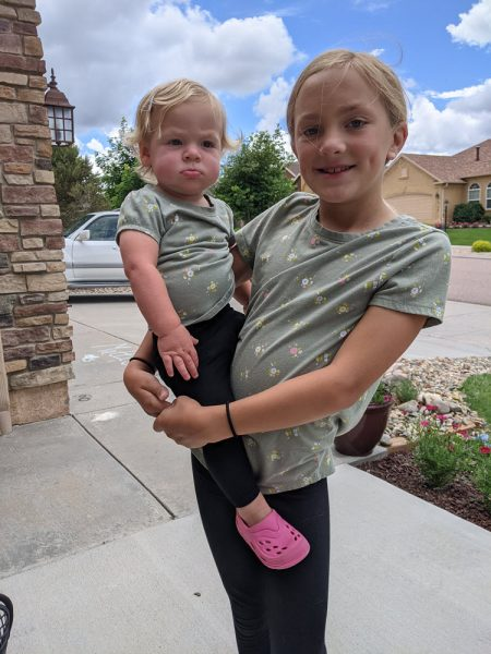 Twinsies Addy and Mattie