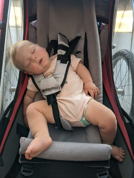 Asleep in the Chariot